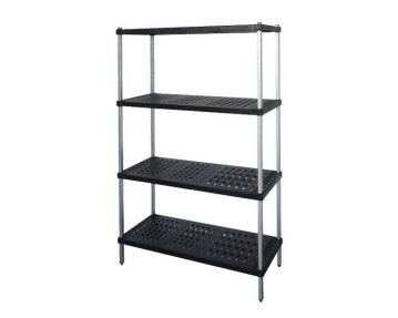 Post Style with Real Tuff Shelves
