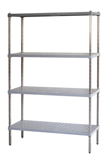 M-SPAN: Cool Room, Freezer and Dry Store Shelving